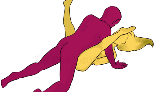 Swivel and Grind Sex Position