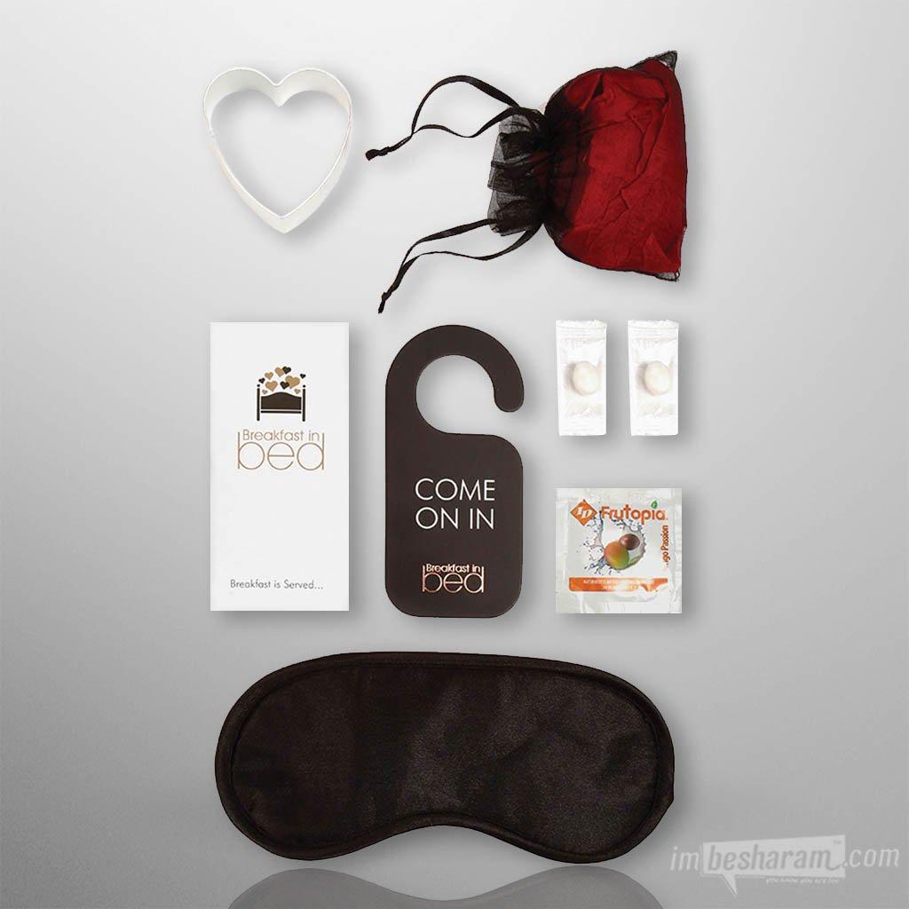 Breakfast in Bed Romance Kit