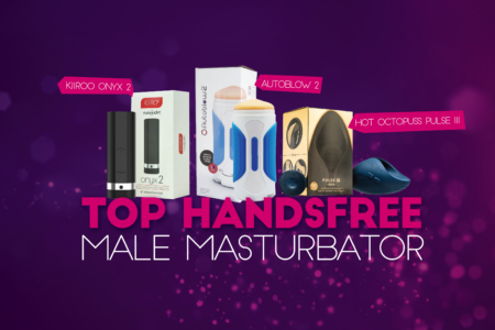 Top Handsfree Male Masturbator